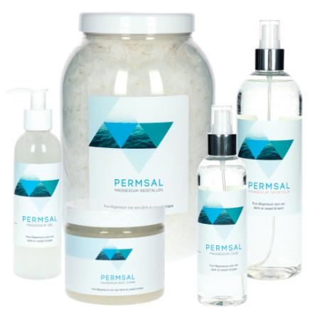 Permsal magnesium producten - Voetzorg vd Kolk